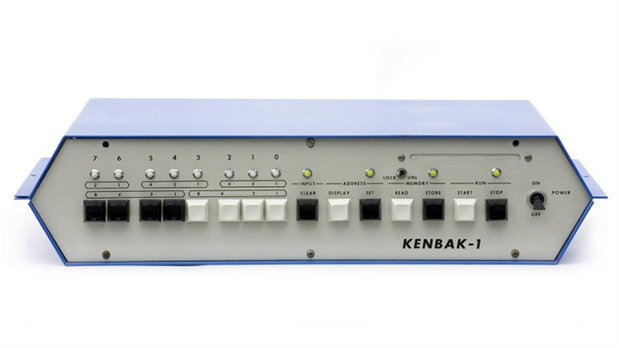 Computer History: The Kenbak-1 Digital Computer