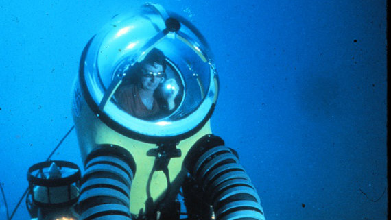 The Diving Bell and the Exoskeleton: An Excursion into the Depths
