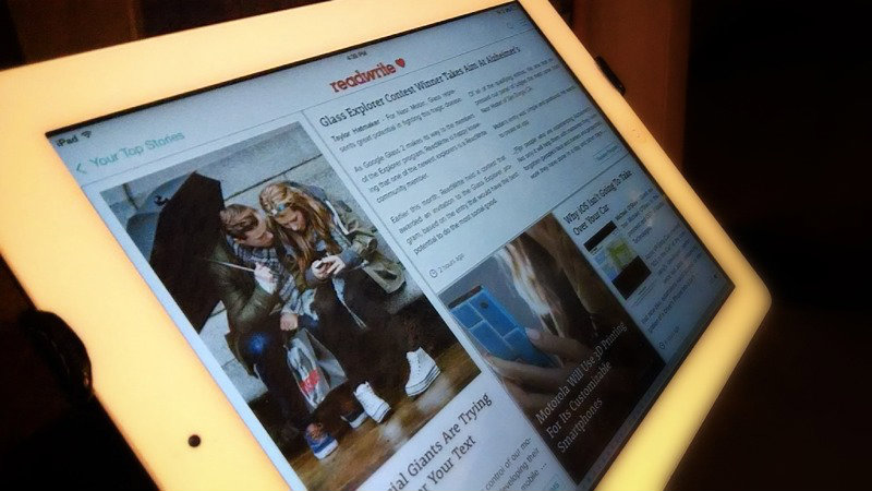 Flipboard Acquires Social Magazine Zite From CNN