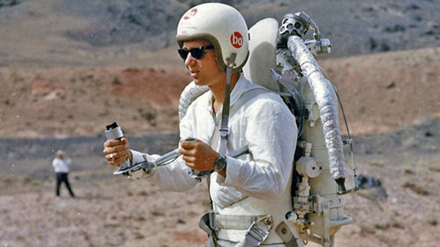 A look back at technology we wish had worked: The Rocket Belt